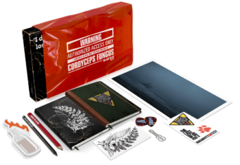 The Last of Us Part II Stationery
