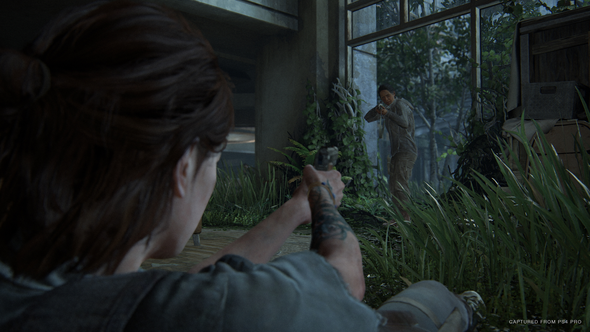 The Last of Us Part II: Prone Combat