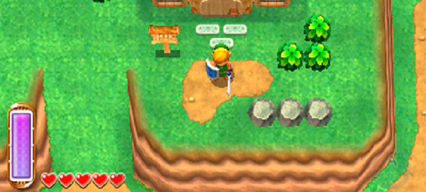 The Legend of Zelda A Link Between Worlds featured