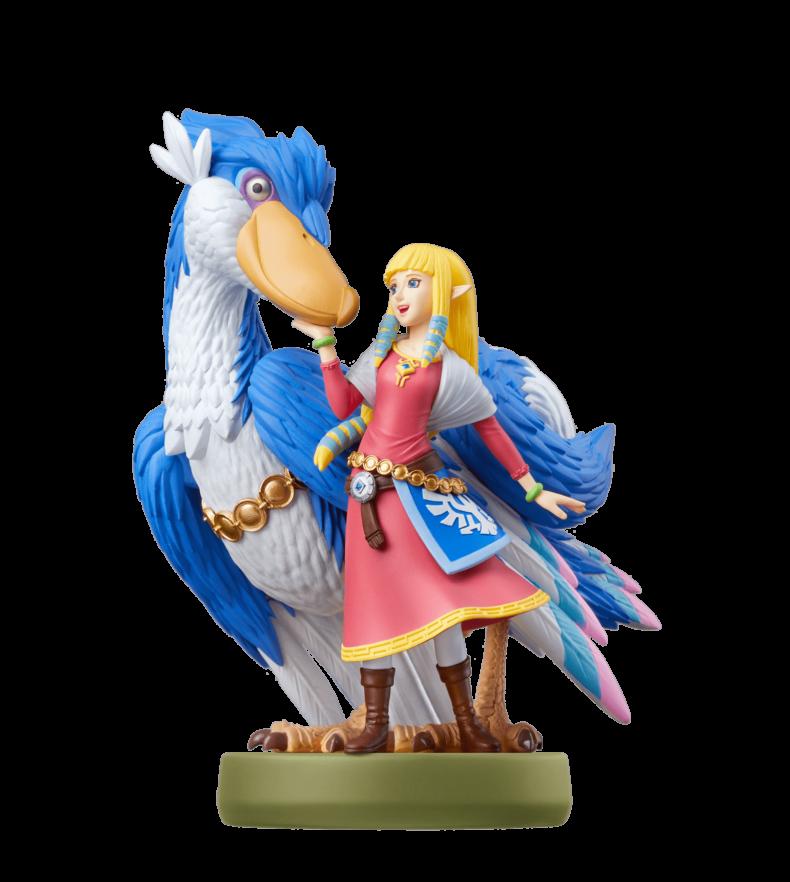 The Legend of Zelda Skyward Sword amiibo