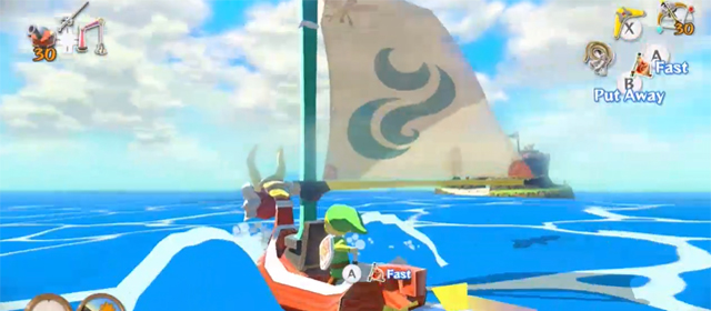 See How Awesome Wind Waker HD Looks Against OG Cube Version