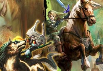 The Legend of Zelda: Twilight Princess HD, The Legend of Zelda, Twilight Princess HD, Wii U, Nintendo