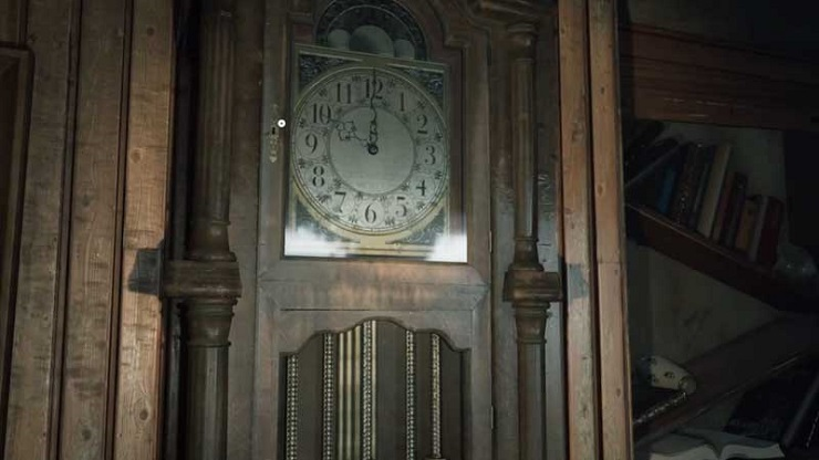 The Medium Guide how to solve the clock puzzle