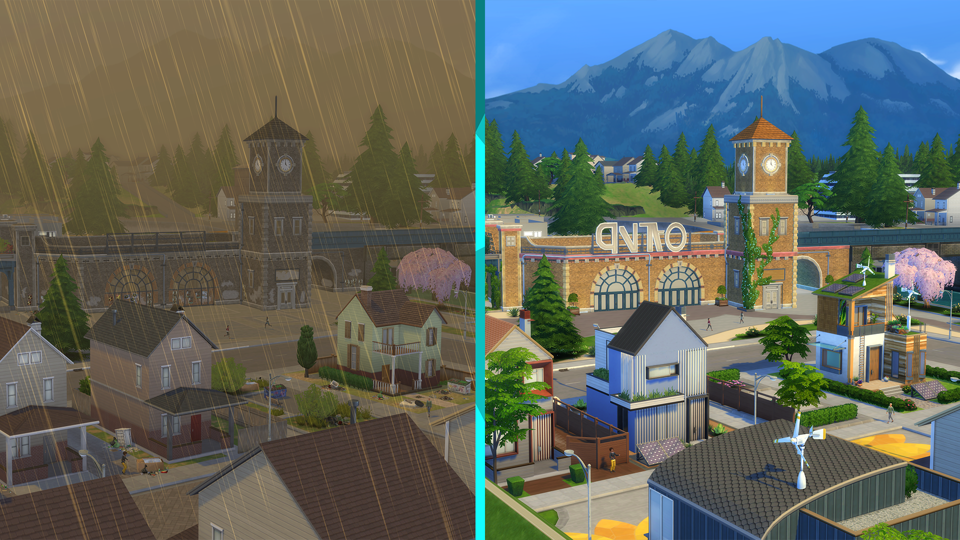The Sims 4 Eco Lifestyle Expansion review 002