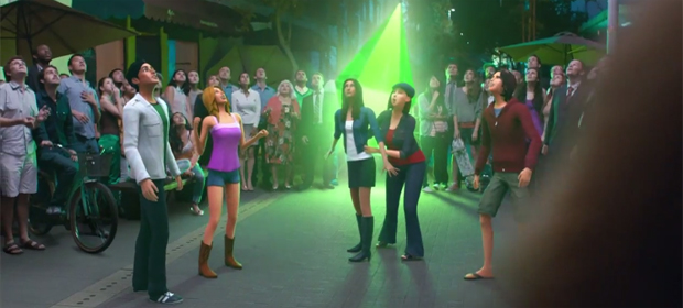 The Sims 4 Pushes Personality to the Fore.