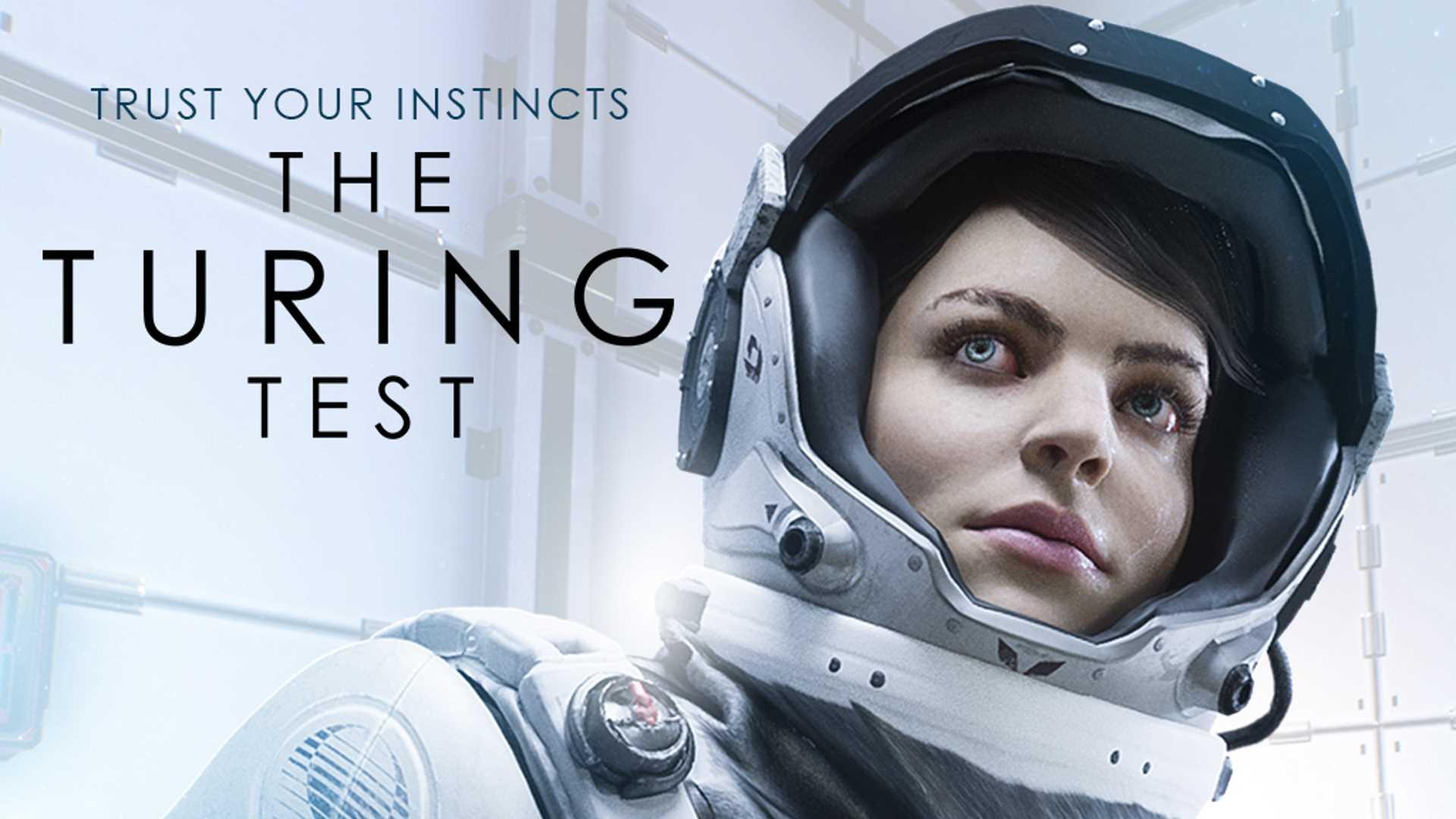 Výsledek obrázku pro The Turing Test