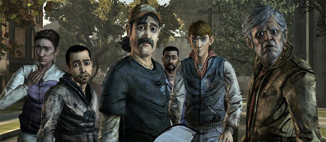First 15 Minutes: The Walking Dead: Episode 4