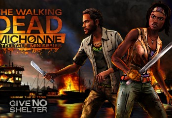The Walking Dead Michonne Episode 2