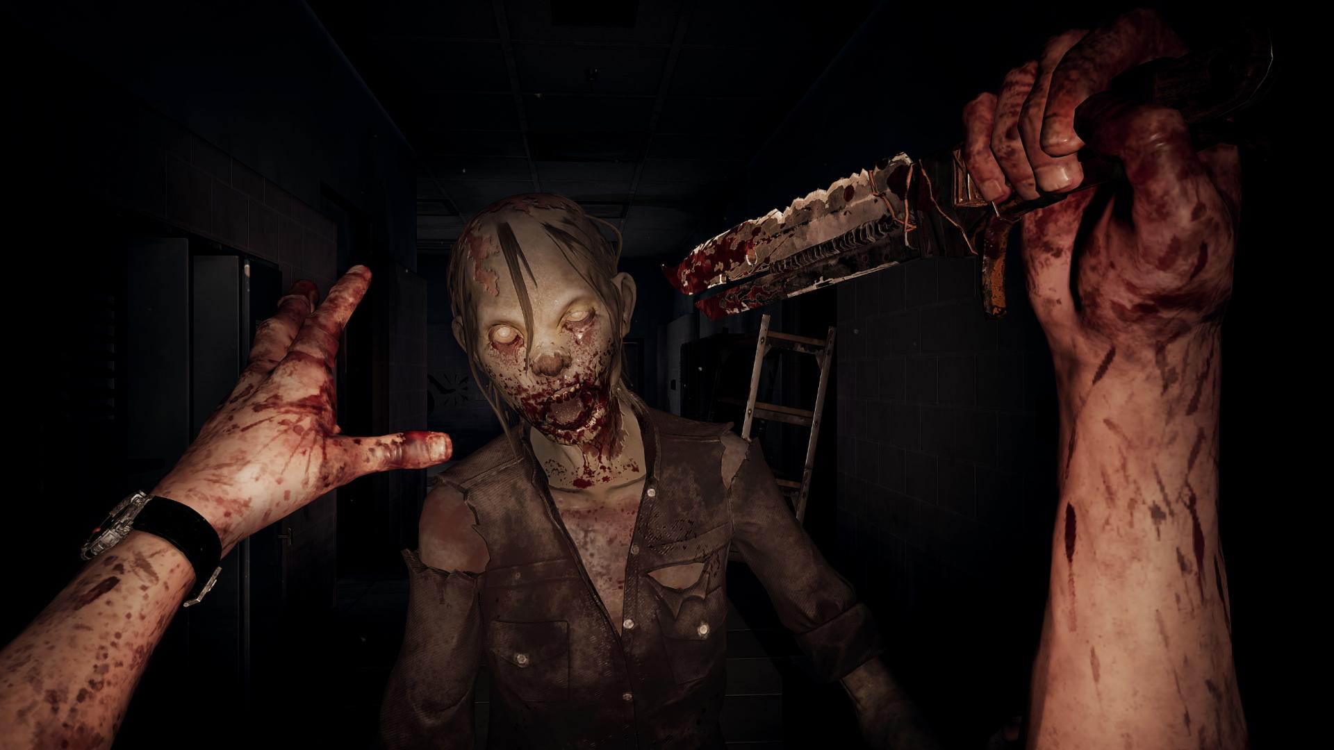 Oculus Quest 2 review: The Walking Dead: Saints & Sinners