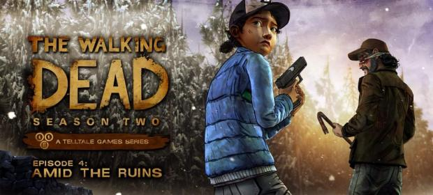 The Walking Dead Season Two Episode Four Amid the Ruins featured