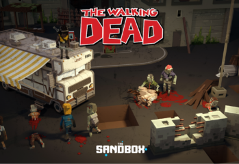 The Walking Dead The Sandbox