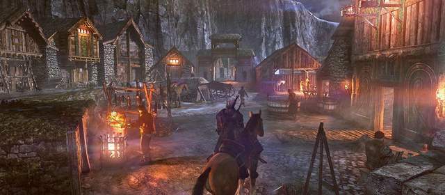 The Witcher 3: Wild Hunt Preview – E3 Hands Off