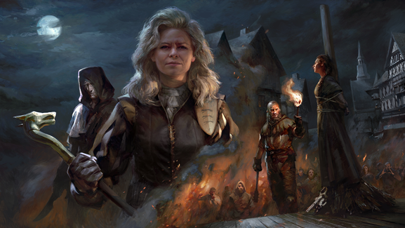 The Witcher Gwent expansion