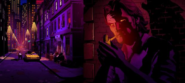 The Wolf Among Us Episode One Featured