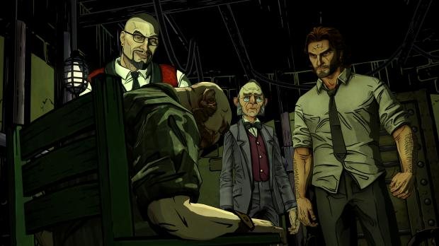 The Wolf Among Us Episode Two review