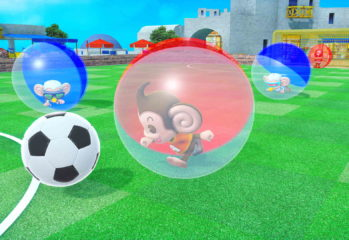 The world needs Monkey Ball more than ever, right now