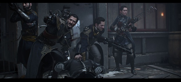 The Order 1886 Will Run At 30fps/1080p