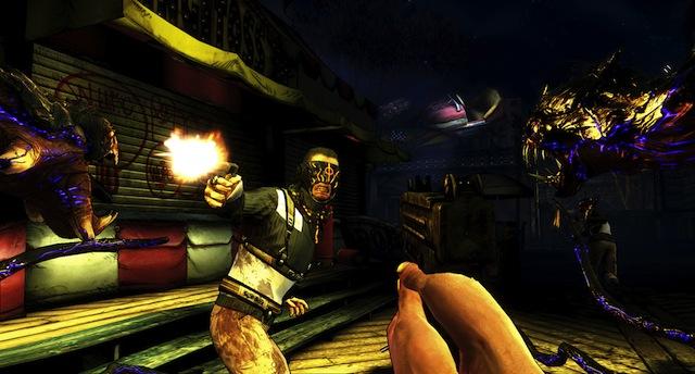 The Darkness II - Run & Gun