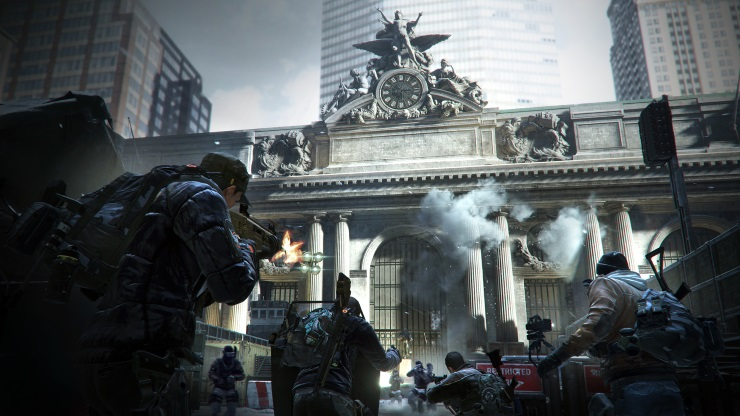 The Division Video Preview (Xbox One Gameplay)