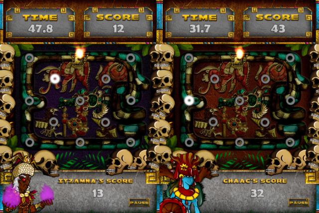 The Lightfall Codex - Screenshot