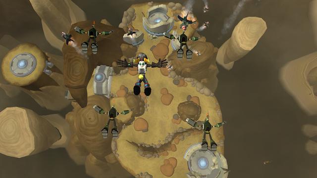 The Ratchet & Clank Trilogy - Screenshot 3