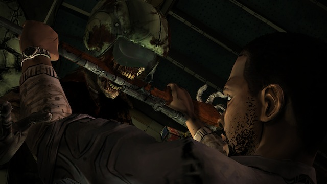 The Walking Dead: Episode Three - Screenshot 01