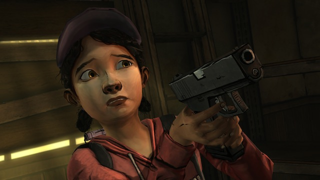 The Walking Dead: Episode Three - Screenshot 02