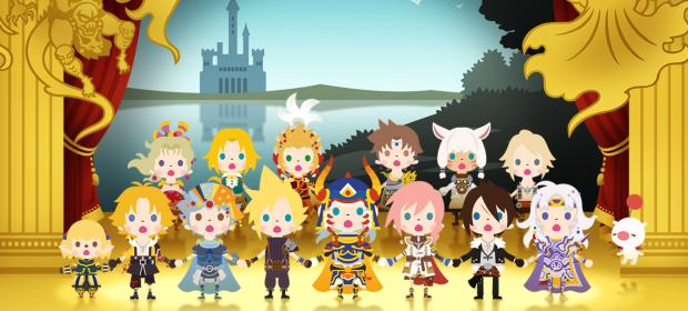 Theatrythm Final Fantasy Curtain Call featured