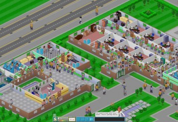 Theme Hospital featured