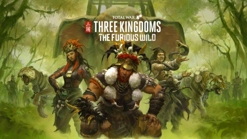 Three Kingdoms Furious Wild