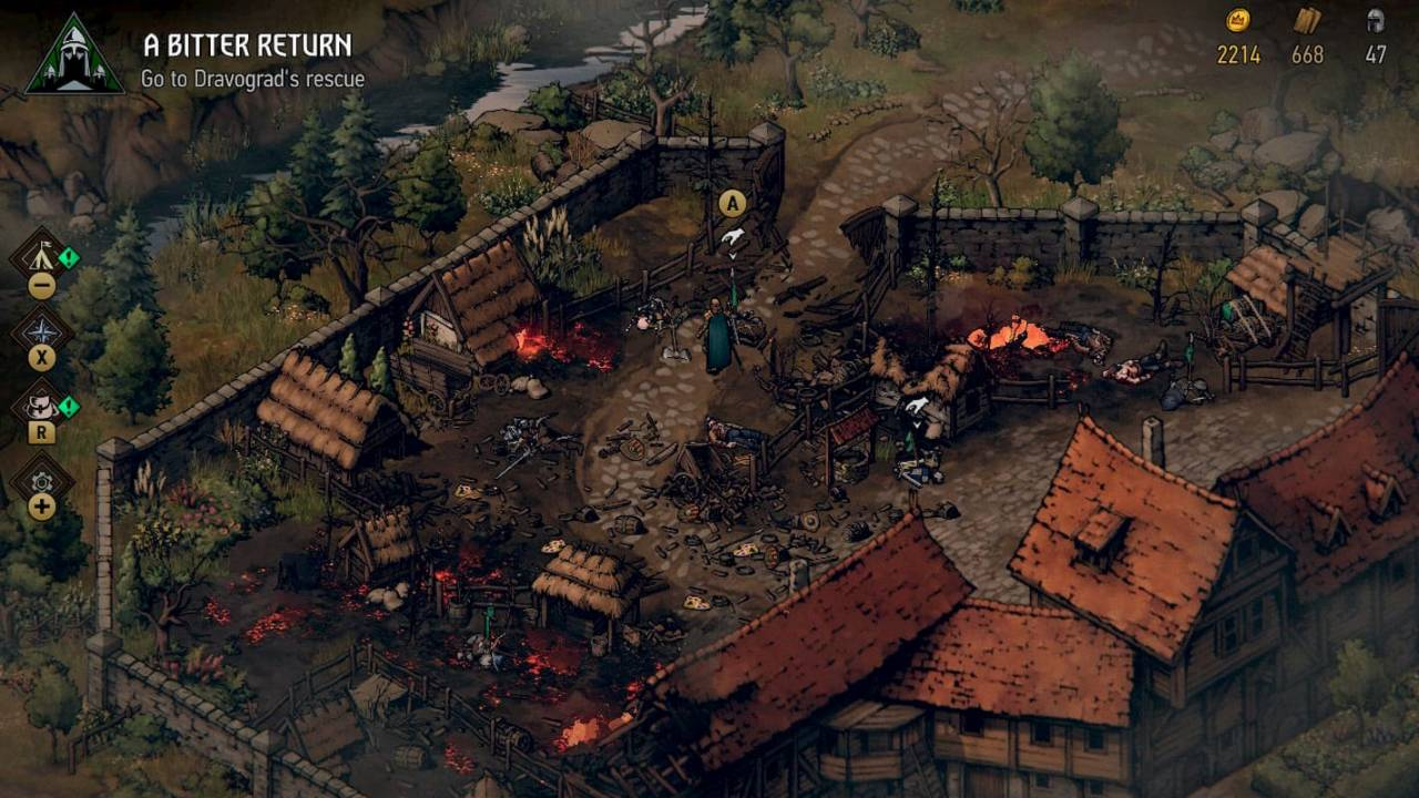 Thronebreaker: The Witcher Tales Switch
