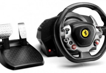 Thrustmaster TX458 Review