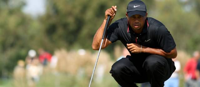 Tiger Woods Featured