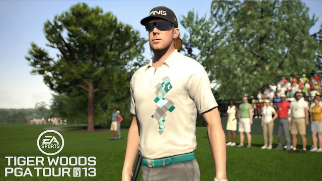 Tiger Woods 13 - Hunter Mahan