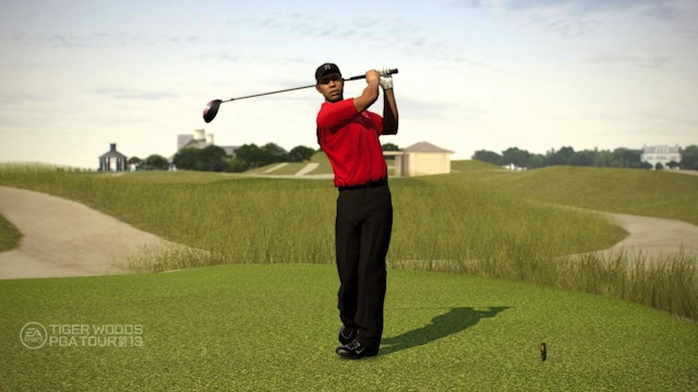 Tiger Woods 13 - Legacy Pro