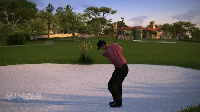 Tiger Woods 13 - Legacy Tigerslam