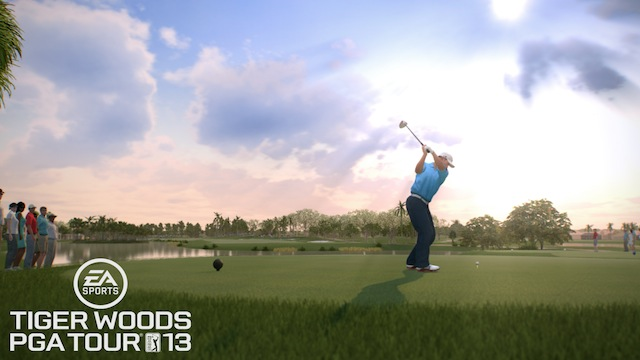 Tiger Woods 13 - Ross Fisher
