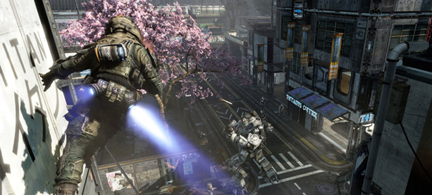 Titanfall Might Support Oculus Rift