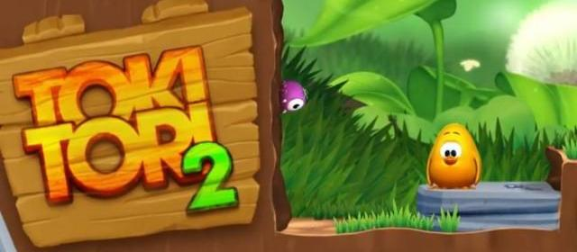 Toki Tori 2 Featured