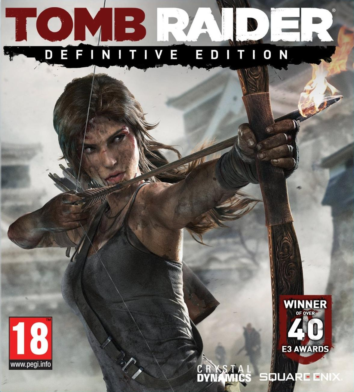 Tomb Raider Definitive Edition For Xbox One And Ps4 4k Hd: Tomb Raider: Definitive Edition Review