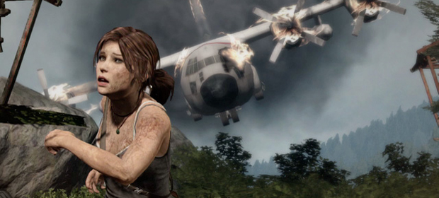 Square Enix Teasing Tomb Raider: Definitive Edition Will Be Revealed in December