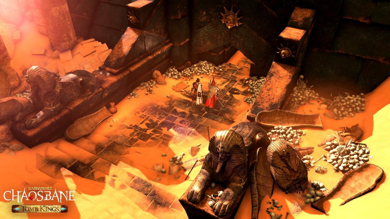 Warhammer: Chaosbane - Tomb Kings DLC
