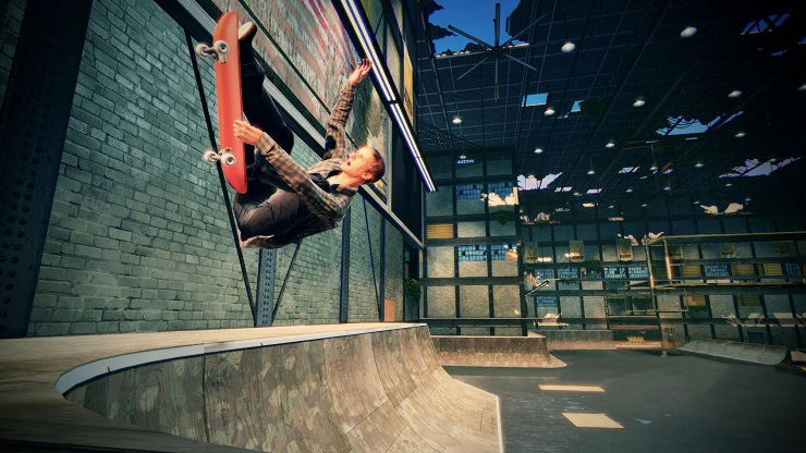 Tony Hawk 5 review ps4 xbox one