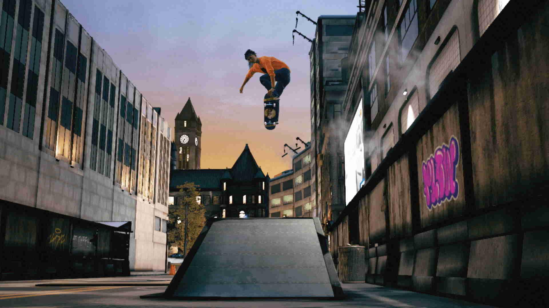Tony Hawk's Pro Skater 1 + 2 Switch review: nostalgia