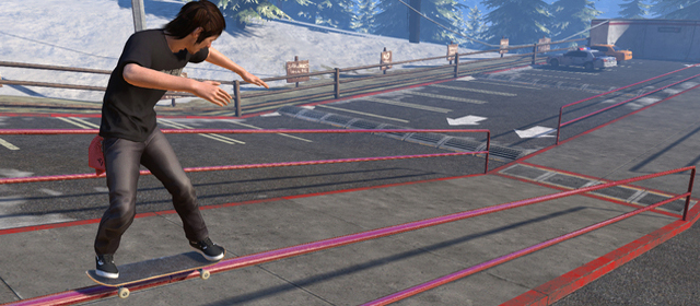 First 20 Minutes: Tony Hawk's Pro Skater HD