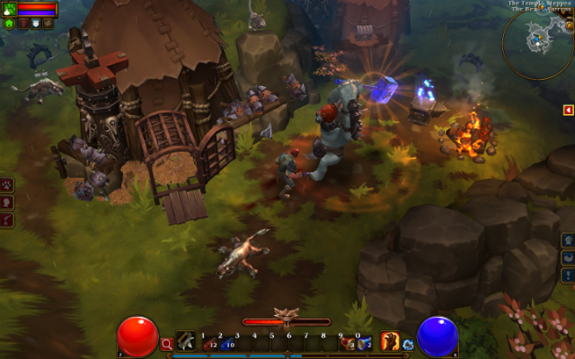 Torchlight II - Screenshot 01
