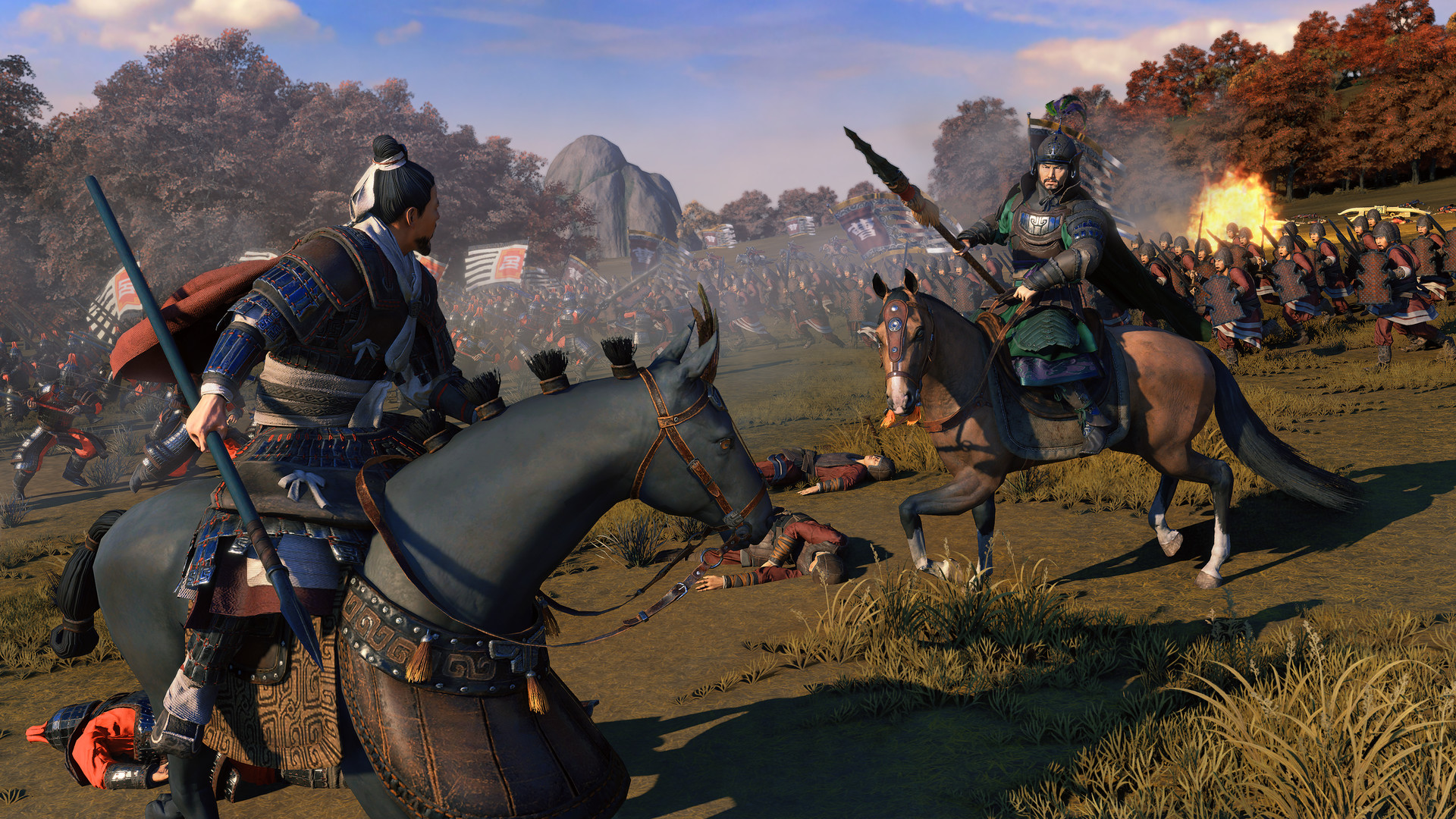 Total War THREE KINGDOMS - A World Betrayed review