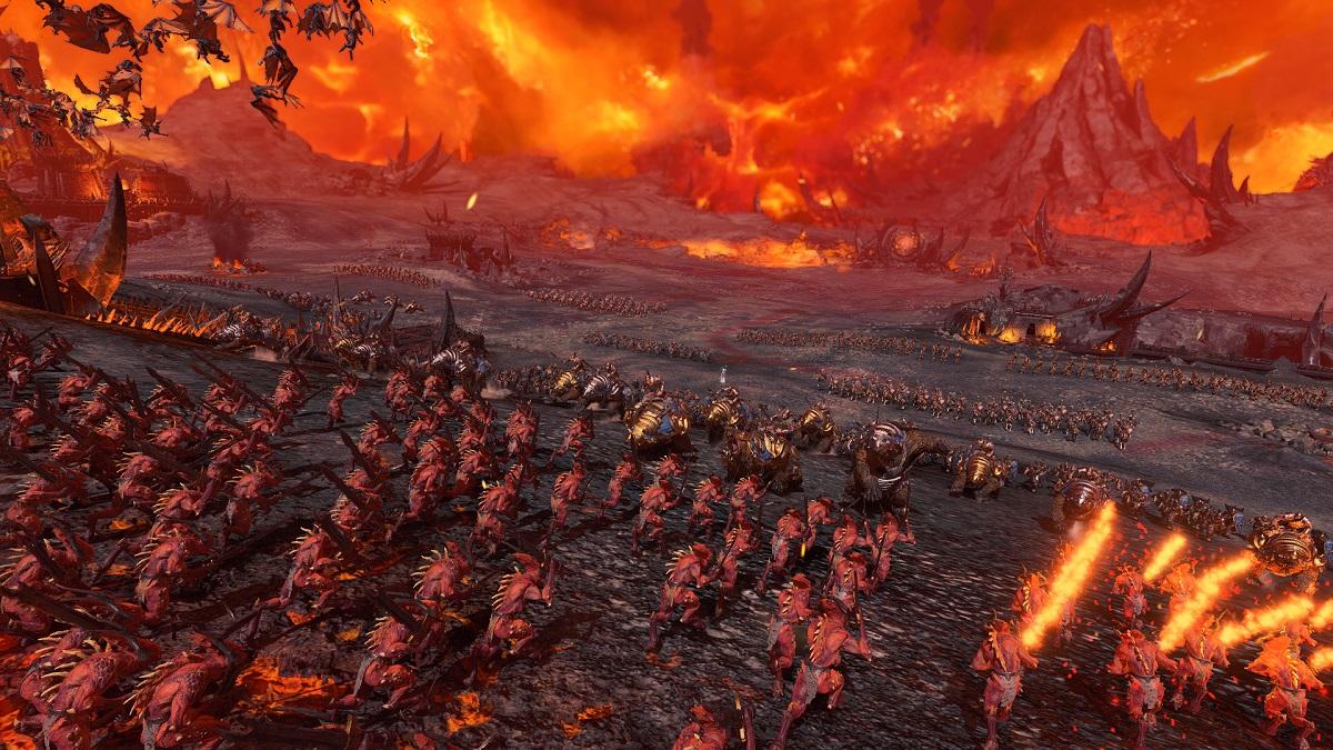 Total War Warhammer III Preview Battle