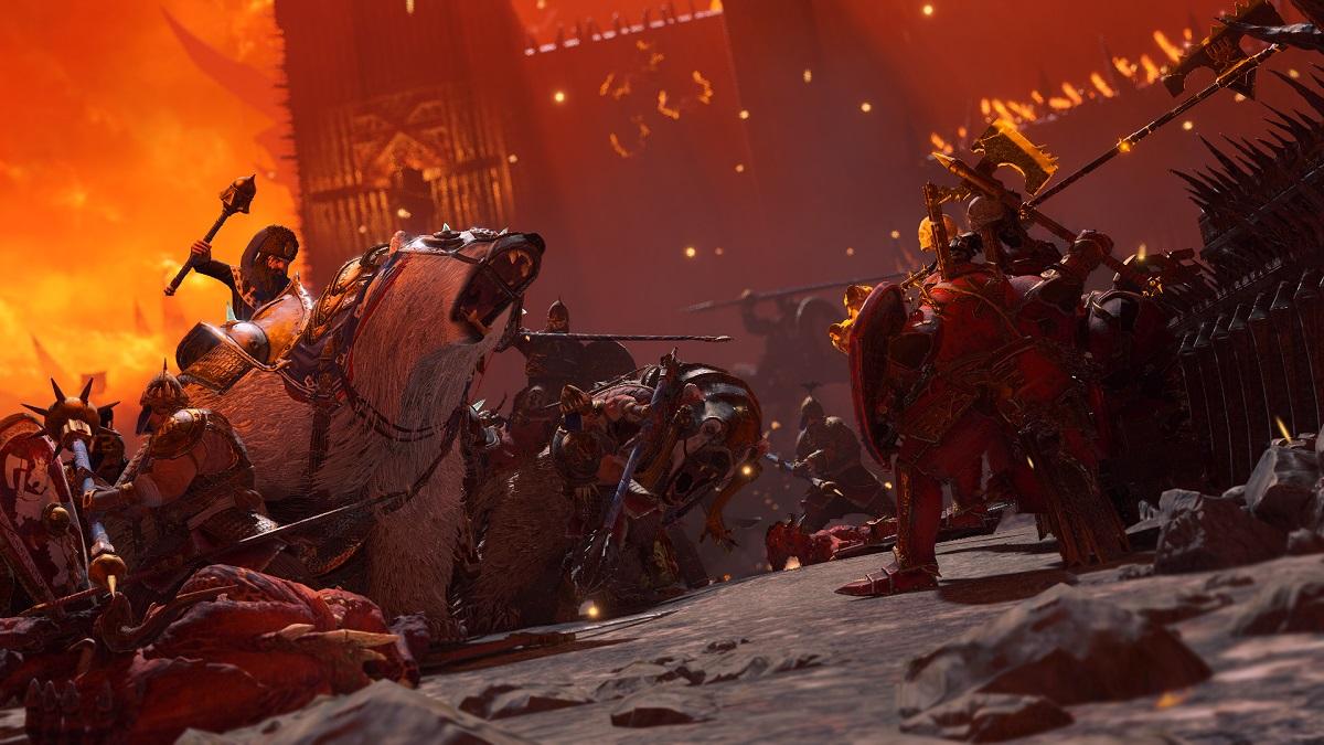 Total War Warhammer III Preview Close-up