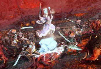 Total War Warhammer III Preview